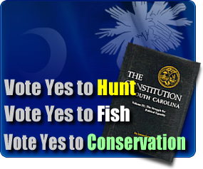 WeHuntSC.com - Right to Hunt and Fish Image