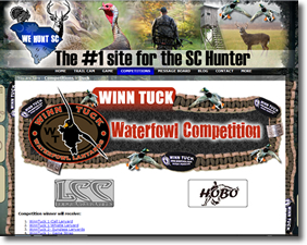 WeHuntSC.com - 2010 Waterfowl Competition