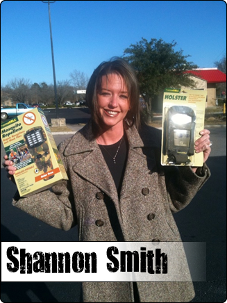 WeHuntSC.com - Women's Buck of the Year Winner - Shannon Smith