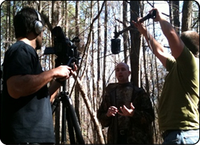 WeHuntSC.com - Video Shoot Image 1