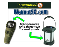 WeHuntSC.com - Thermacell Promotional - Picture of Thermacell Products