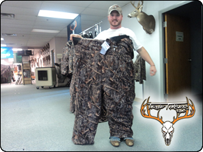 WeHuntSC.com - 8XL Size Over alls at True Timber Camo