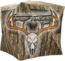 WeHuntSC.com - True Timber Ground Blind