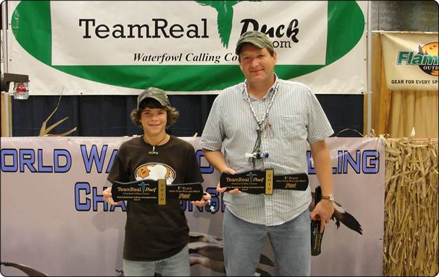 WeHuntSC.com - Blake Hodge  - World Champion Duck Caller