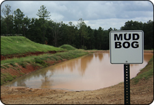 WeHuntSC.com - The Mud Bog at Carolina Adventure World