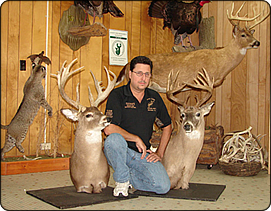 WeHuntSC.com - Jon Charles of River Oaks Wildlife Management