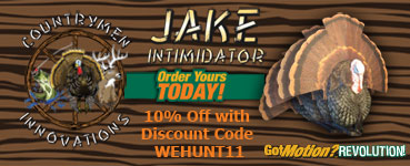 WeHuntSC.com - 10% Discount on the Jake Intimidator