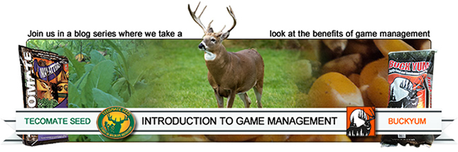 WeHuntSC.com - Intro to Game Management