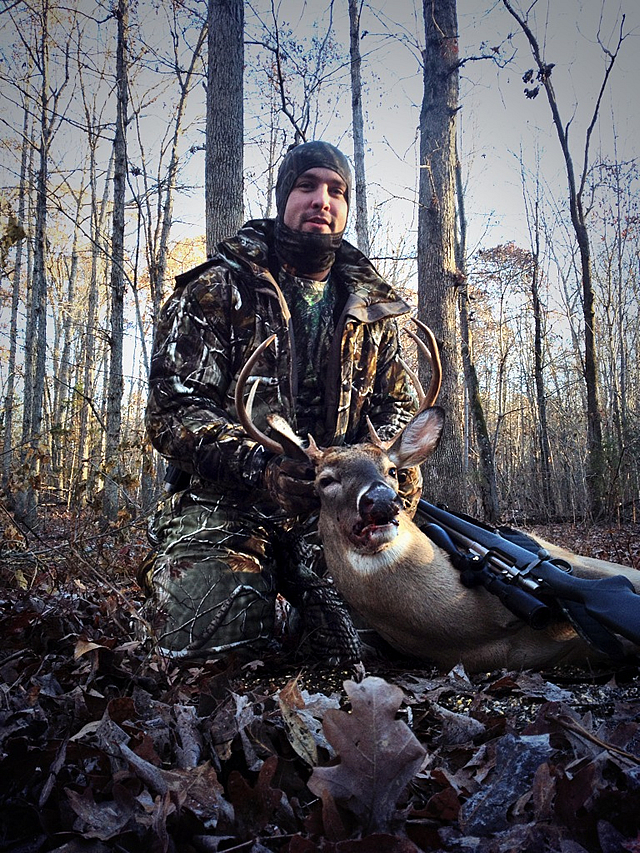 Clint Patterson's Thanksgiving Day 8 Point
