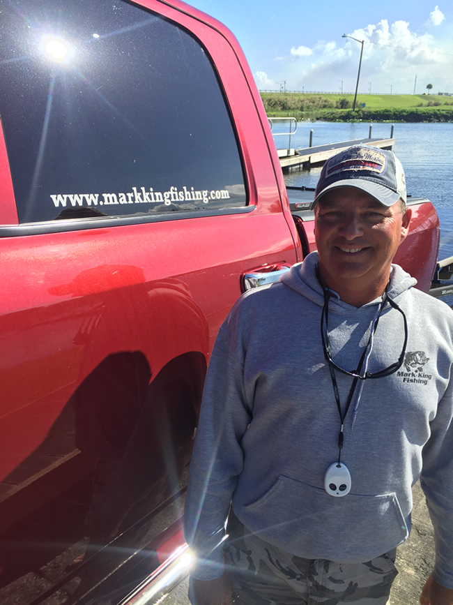 Fishing Guide Mark King
