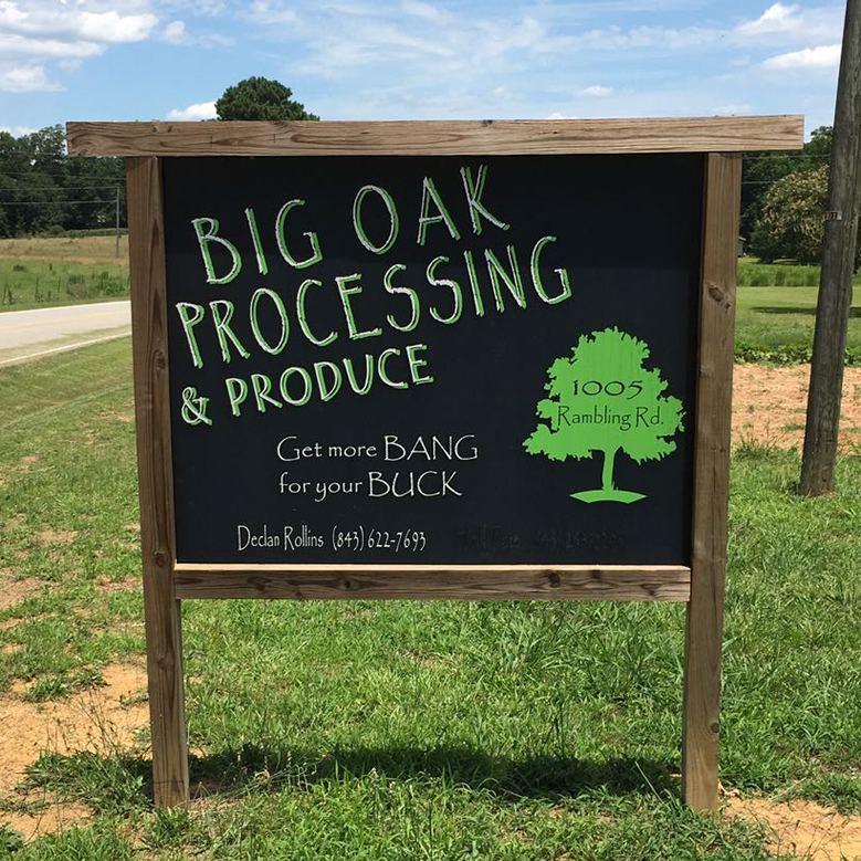 Big Oak Processing - Ruby, SC