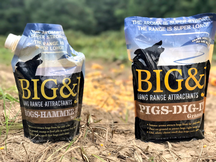 Big & J Hog Attractants