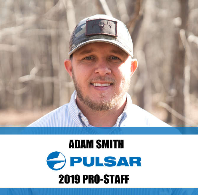 Adam Smith 2019 Pulsar Pro-Staff Member