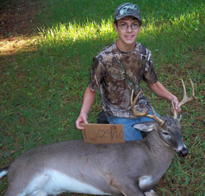 WeHuntSC.com - True Timber Youth Competition Winner: Kyle Sutton