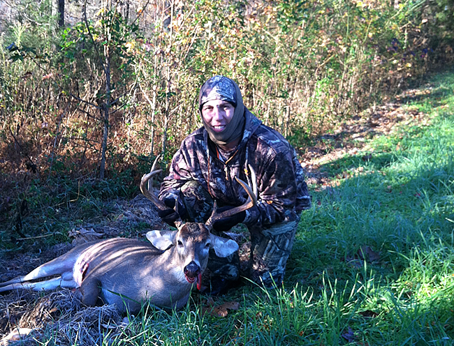 Barry Driggers First Buck