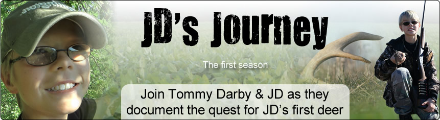 WeHuntSC.com - JD's Journey