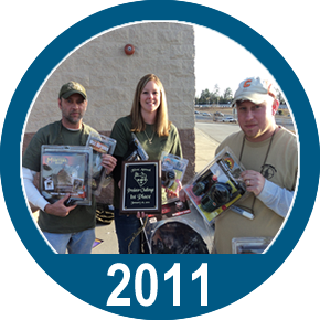 2011 Predator Challenge Competition Winners